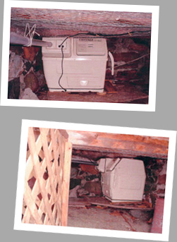 Composting toilet review of Sun-Mar Cenrex 1000 installed at island cottage in ON