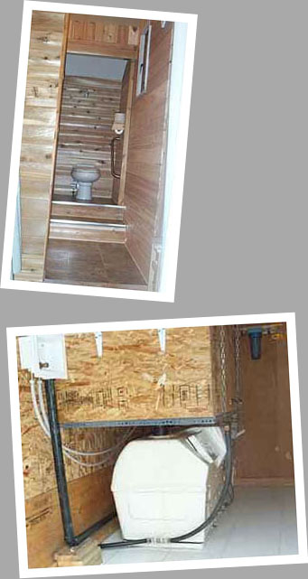 Composting toilet review of Sun-Mar Centrex 3000 installed at cottage in Malachi, ON