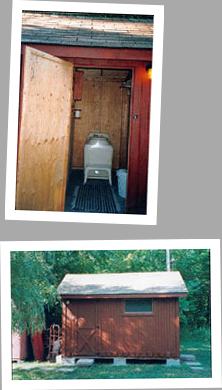 Composting toilet review of Sun-Mar Excel installed in Ontario
