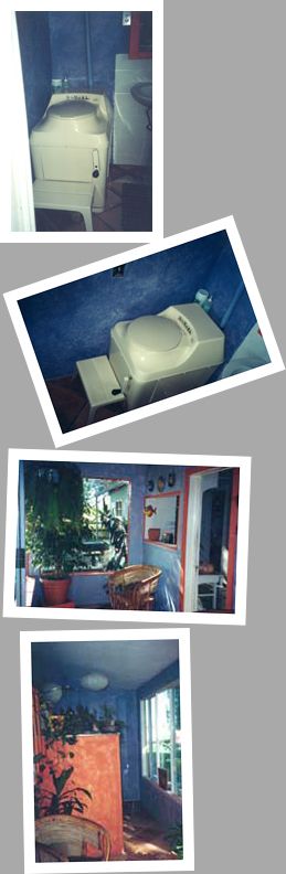 Composting toilet review of Sun-Mar Excel installed in primary residence in Powell Butte, OR