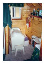 Composting toilet review of Sun-Mar Excel installed in Blanding, UT