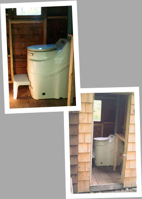 Composting toilet review of Sun-Mar Excel NE installed at cottage in Seeley's Bay, ON