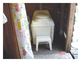 Composting toilet review of Sun-Mar Excel NE installed at cabin on Powell Lake, BC
